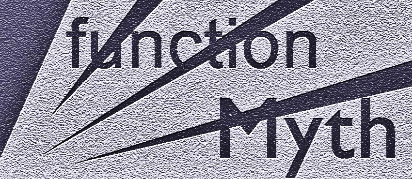 function-myth